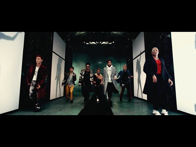 GENERATIONS from EXILE TRIBE / 「BIG CITY RODEO」Music Video ~歌詞有り~