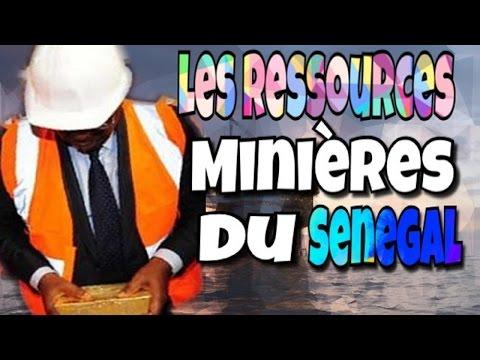 TOP 7 Les Ressources Minières Du Sénégal