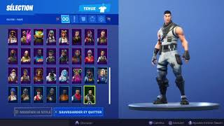 FORTNITE COMPTE TO SELL WITH SAISON SKINS 2
