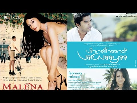 VTV with Malena Mix Funny Trailer - Funny tamil movie trailer