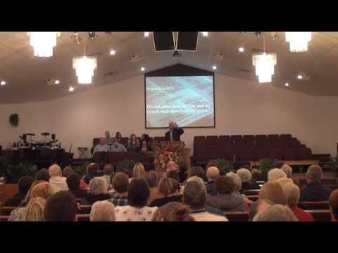 Washington Avenue Community Revival - Echoes of Mercy Baptist church Pastor Daniel White.mp4