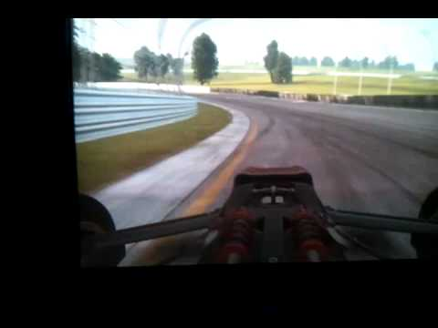 Project CARS Formula B Suspension Test