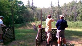 Addieville shooting clays June 28, 2011