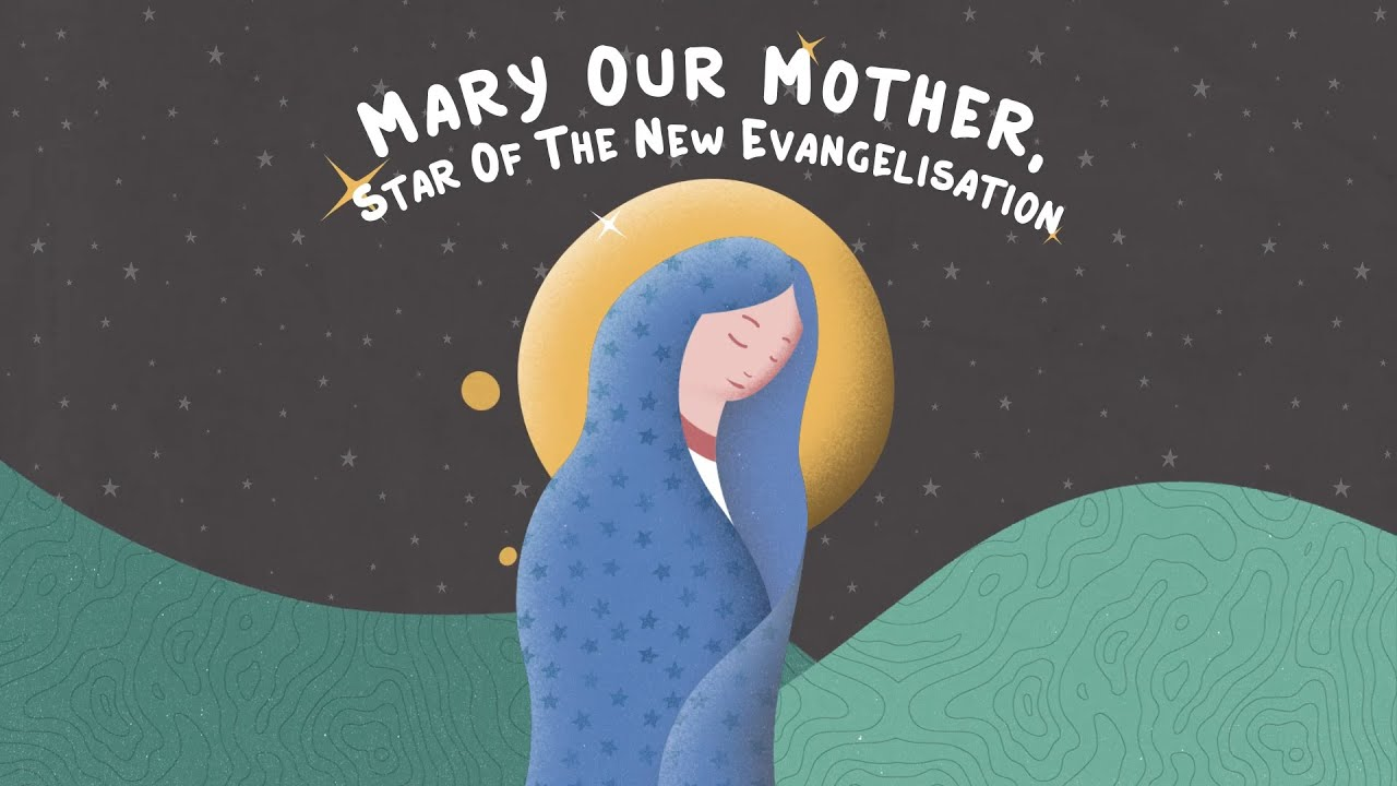 Download Mary Our Mother, Star of the New Evangelisation - The 1st Joyful Mystery, The Annunciation