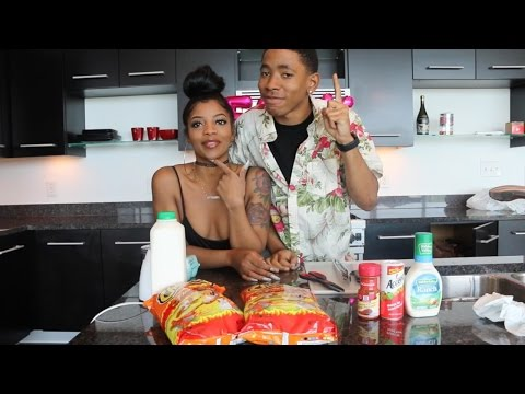 COOKING WITH DK4L | HOW TO MAKE FRIED FLAMIN' HOT CHEETOS CHICKEN WINGS