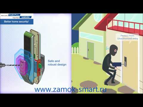 Samsung SDS www.zamok-smart.ru SHS-P718