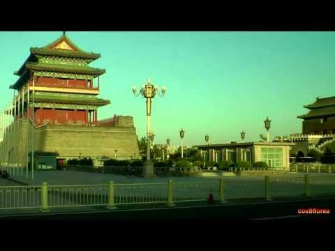 Beijing bus tour - Trip to China part 2 - Travel video HD