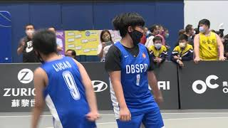 Publication Date: 2021-04-06   Video Title: 【學界3X3籃球賽】男拔 嘉諾撒稱霸小學組