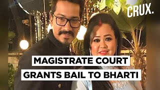 Comedian Bharti Singh, Husband Ordered To Be Released On Bail In Drug Case
