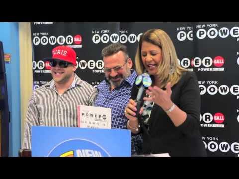 Staten Island man announced as lottery winner
