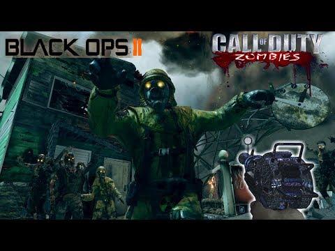 CALL OF DUTY: BLACK OPS 2 ZOMBIES PS3 | NUKETOWN Y MODO PENA EN ALCATRAZ CON SUSCRIPTORES