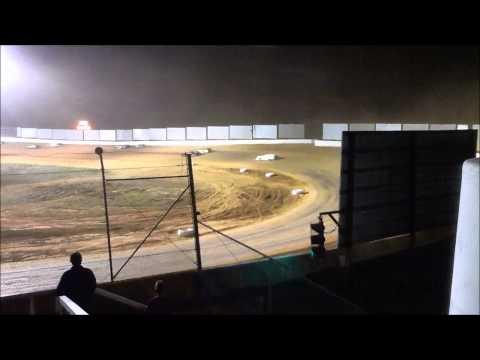 Josh Jackson Kentucky Lake Motor Speedway Feature 4 19 14