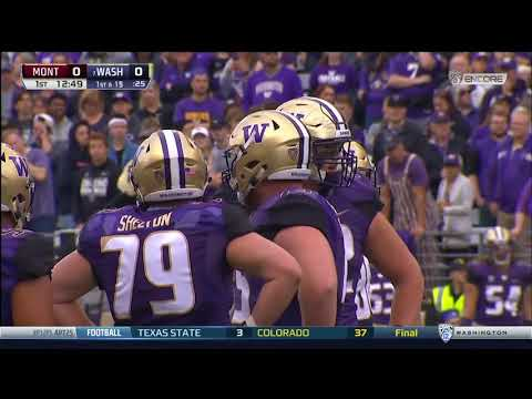 2017 Montana at #7 Washington
