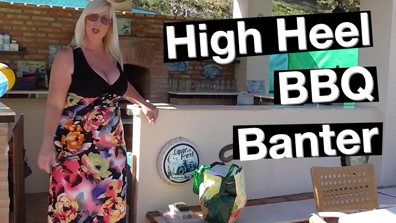 High Heel BBQ Banter