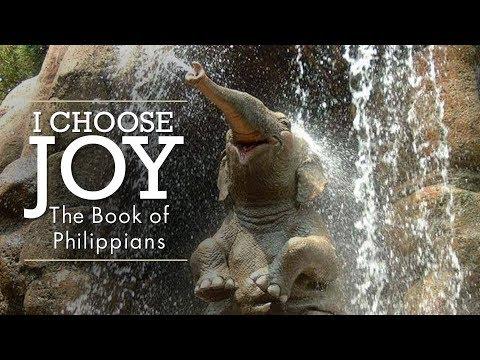I Choose Joy Pt 4 - Philippians 2:1-4 - 8/22/18