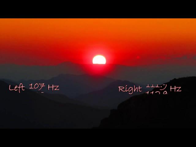 4.9Hz Theta Binaural Beats - Super Powerful Meditation