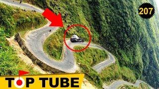 Top 10 Most Dangerous Passes in Vietnam [Top tube 207]