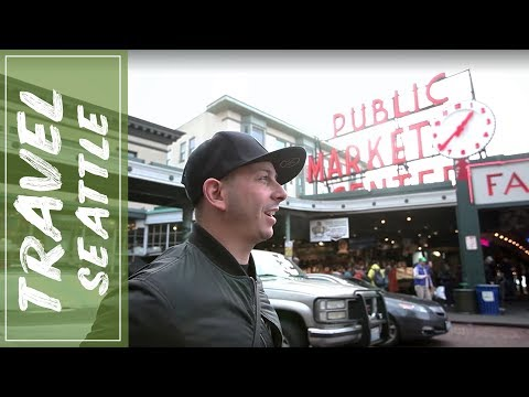 Fidel Gastro Travel | Seattle | Fresh Seafood | Cafes | The Great Wheel | Part 10