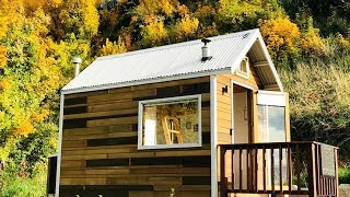 Romantic Tiny House With Lake Views In Queenstown South Island