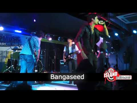 Bangaseed @ Annual Pop Music Awards 2012 at Space La Nouba