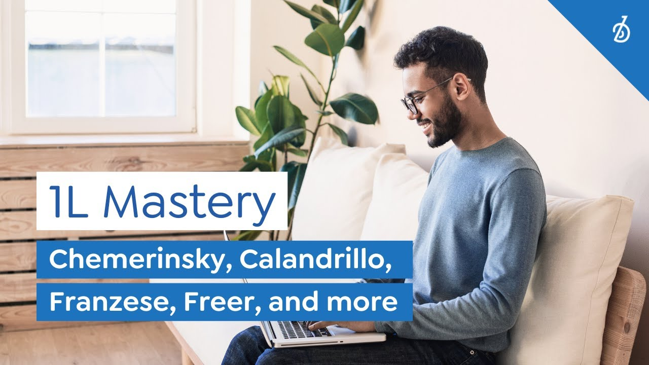 1L Mastery Package | 1L Study Aids, Outlines, Videos & More | BARBRI