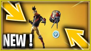 "THE NEW PACK OF SKIN ""RED ASSAILANT"" IS DISPONIBLE on FORTNITE!"