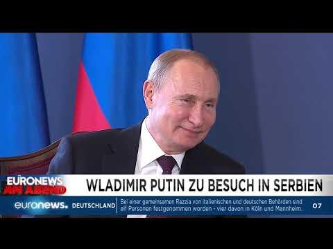euronews (deutsch): Euronews am Abend vom 17. Januar 2018