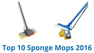 10 Best Sponge Mops 2016