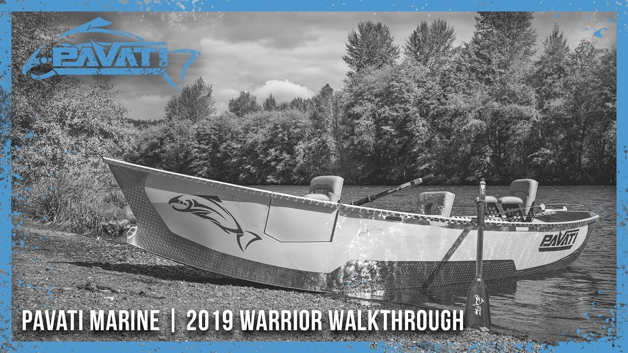 Pavati Marine: 2019 Warrior Walkthrough