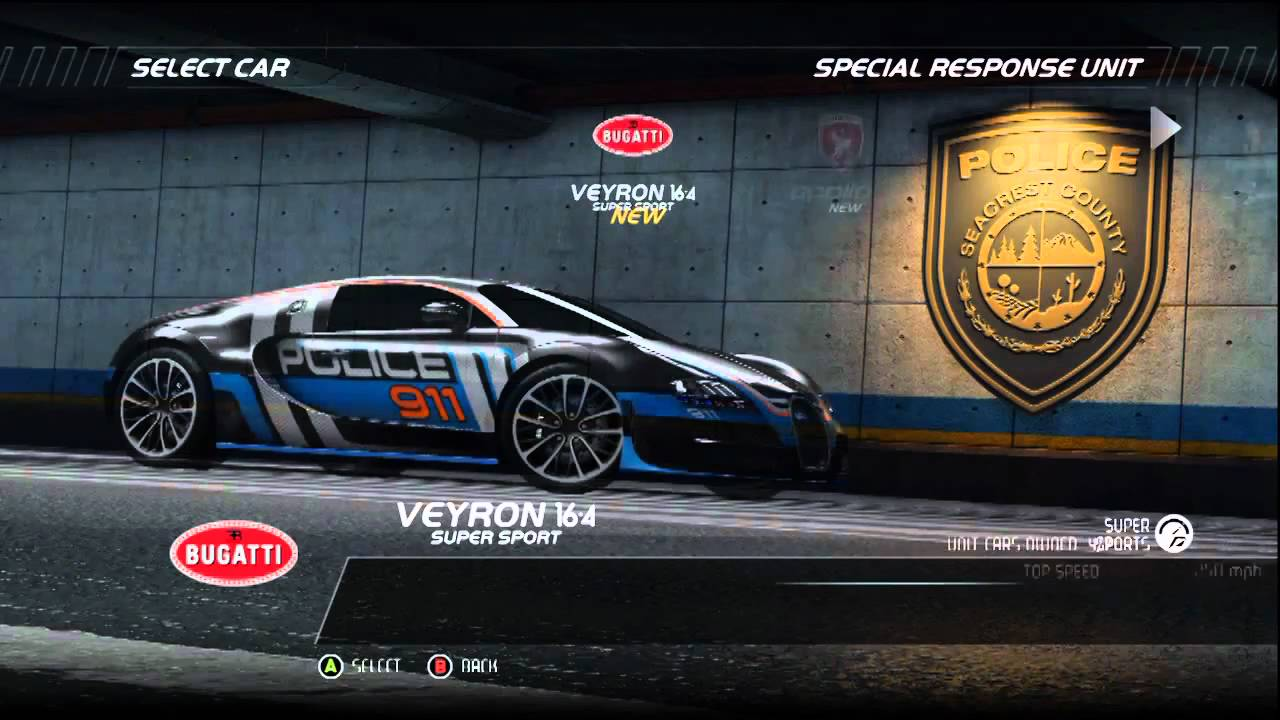 Need For Speed Hot Pursuit Super Sports Pack Dlc Run