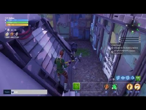 FORTNITE SAVE THE WORLD STORAGE GLITCH (DO IT BEFORE IT GETS PATCHED)