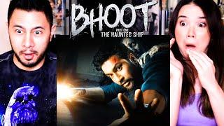 BHOOT: THE HAUNTED SHIP | Vicky Kaushal | Bhumi Pednekar | Bhanu Pratap Singh | Trailer Reaction