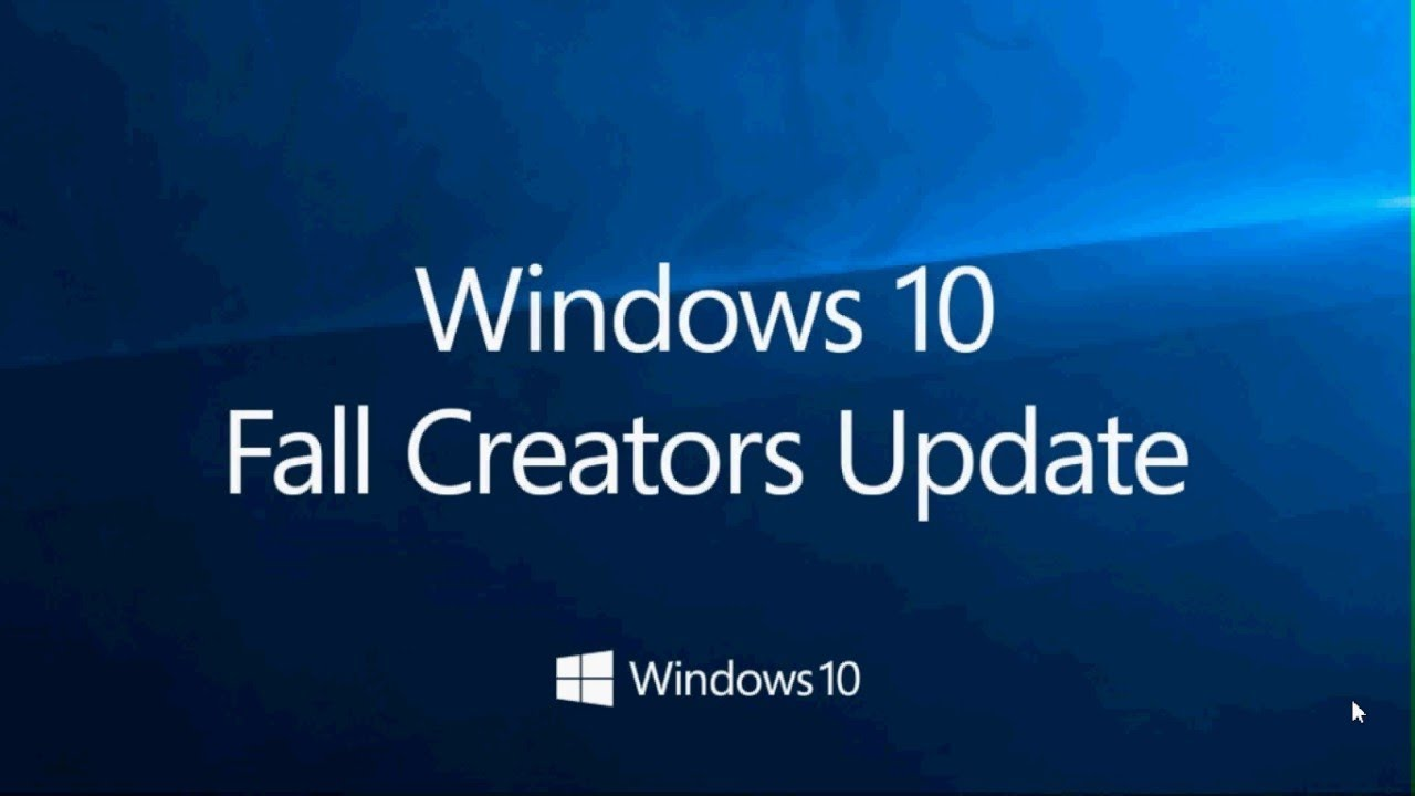 Windows 10 1709 Fall Creators Update ISO File Download