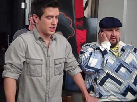 EXCLUSIVE: BIG TIME RUSH VIDEO What a normal day on set is like