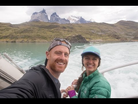 BEST DAY OF MY LIFE?? entering Torres del Paine National Park