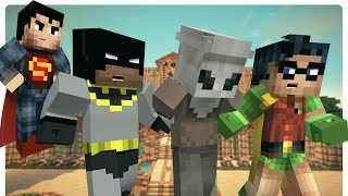 Batman and Superman: Dawn of Justice (Minecraft Roleplay)