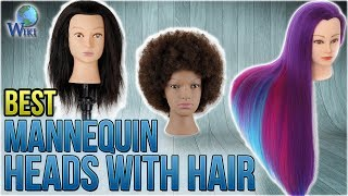 10 Best Mannequin Heads With Hair 2018