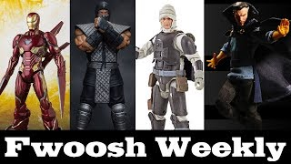 Weekly! Star Wars, Iron Man, Mezco, Marvel Select, Storm Collectibles, Justice League and more!