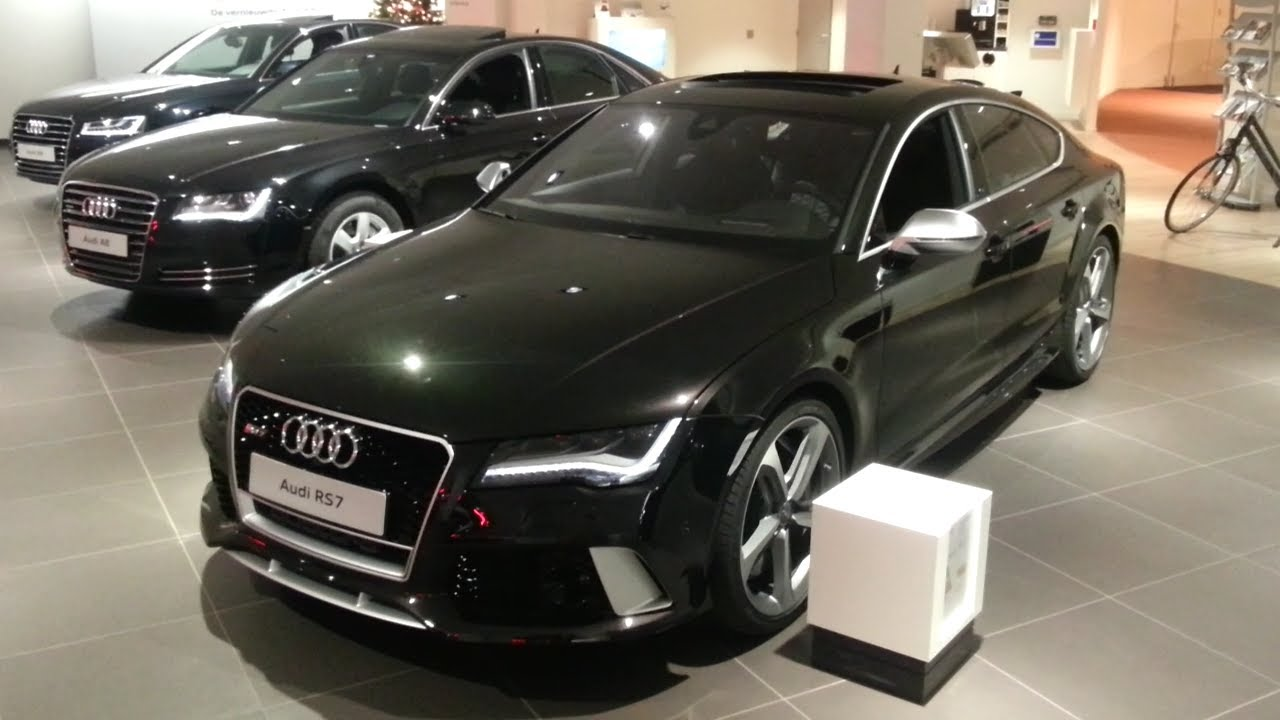 Audi Rs7 2014 In Depth Review Interior Exterior Youtube