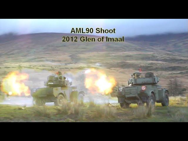 AML90 Shoot  2012