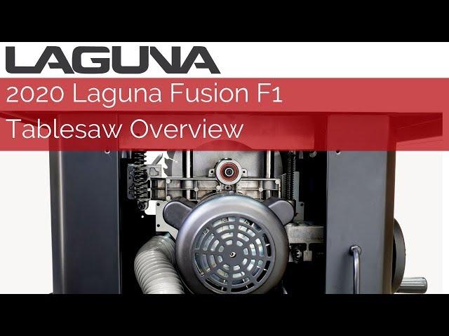 2020 Laguna F1 Fusion Tablesaw Overview | Laguna Tools
