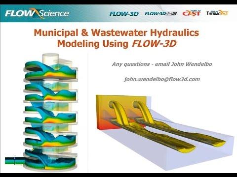 Municipal and Wastewater Hydraulics Webinar
