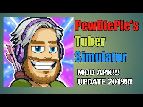 pewdiepie tuber simulator mod apk 2019