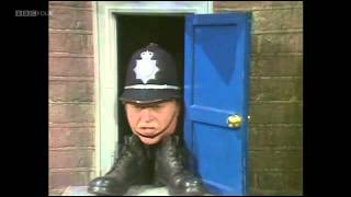 Spike Milligan - Smallest Police Station in the World