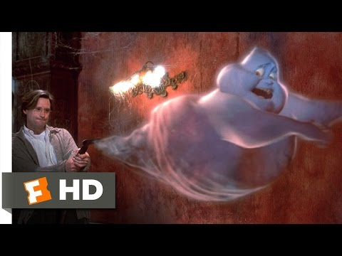 Casper (3/10) Movie CLIP - Dr. James Harvey, Your Therapist (1995) HD