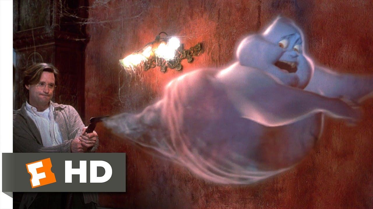 Casper 3 10 Movie Clip Dr James Harvey Your Therapist 1995 Hd Youtube