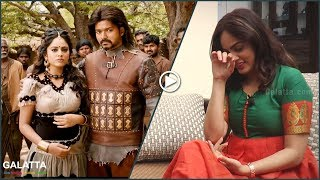 Thalapathy Vijay's Puli was the biggest risk in my career - Nanditha | Ul Kuthu | Galatta Exclusive