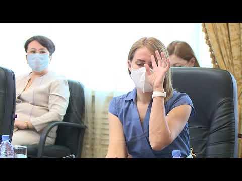 Московские врачи прибыли в Костанайскую область