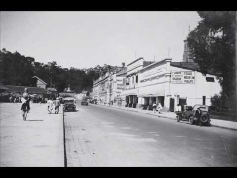 Antananarivo, hier et aujourd'hui