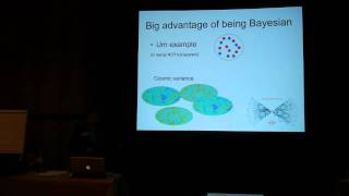 Licia Verde: Statistical techniques for data analysis in Cosmology. Lecture 1